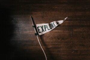white-Explore-flag